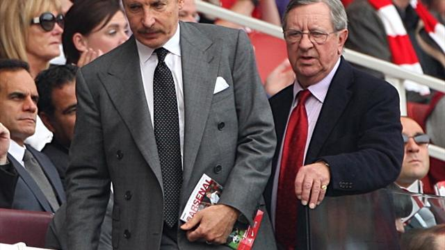Football - Kroenke accused of lacking passion