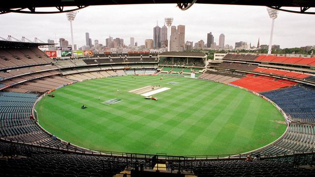 Cricket - Melbourne Cricket Ground to host 2015 World Cup final