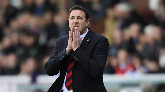 Malky Mackay believes that Cardiff City need to pick up more points at home (PA)