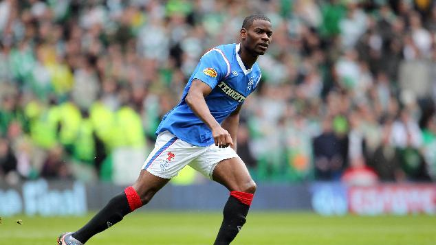 Maurice Edu is set for a move to Stoke
