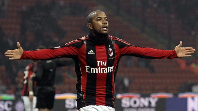 Serie A - Motivated Robinho offers hope in gloom for Milan
