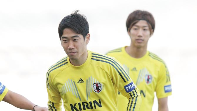 Japan Training Session and Canada Press Conference
