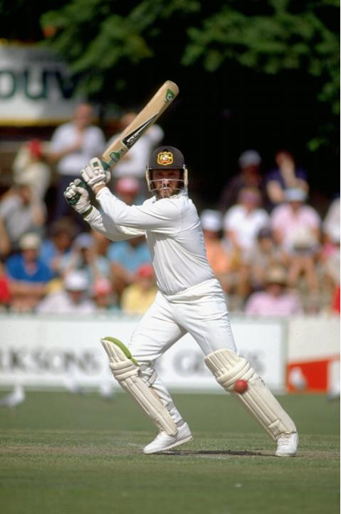 Allan Border of Australia