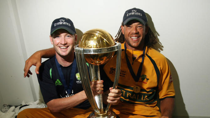 ICC Cricket World Cup Final - Australia v Sri Lanka