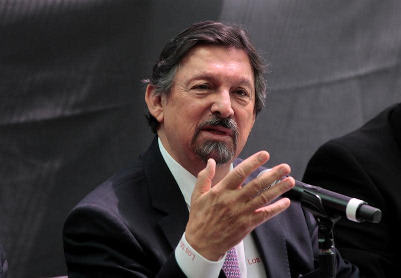 Líder minero acusado de malversación ofrece luchar contra impunidad en México