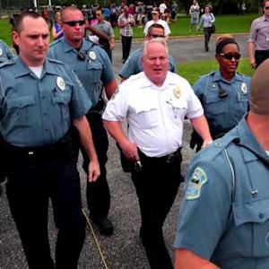 Justice Department comes down hard on Ferguson police