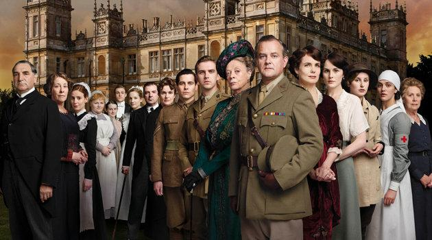 Downton... forced BBC to move Call The Midwife (Copyright: ITV)