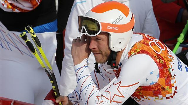 Alpine Skiing - Pained Miller calls time on Sochi