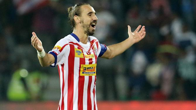 Indian Super League 2016: Atletico skipper Borja, NorthEast's Alfaro find new clubs