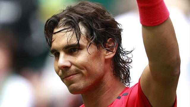 Tennis - Nadal to return next month at Brazil Open