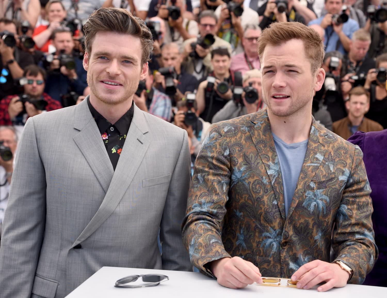 <p>兩人在片中上演了一場火辣床戲,而這也是影史上第一次在好萊塢大片中出現同志性愛場面,意義極其重大。 </p>