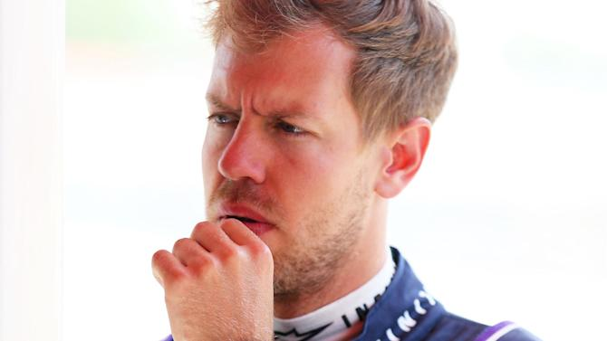 Formula 1 - Write off Vettel at your peril, says Horner