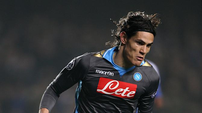 Soccer - Edinson Cavani File Photo