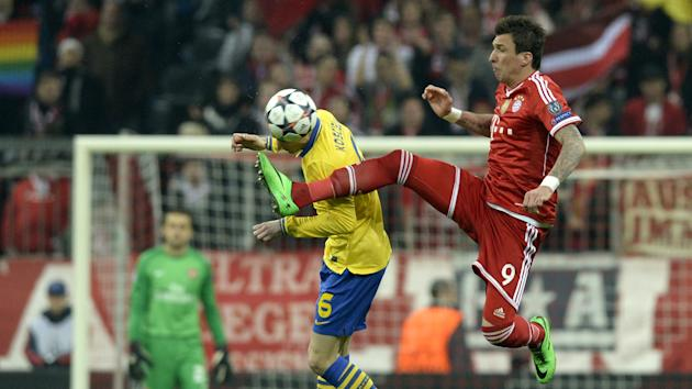 Arsenal captain Laurent Koscielny believes the Gunners are good enough to earn a positive result against Bayern Munich at the Allianz Arena.
