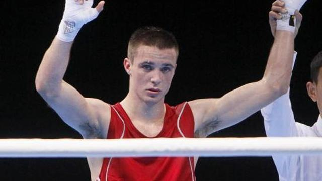 Boxing - Taylor full of confidence ahead of World Championships