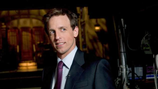 Seth Meyers -- NBC