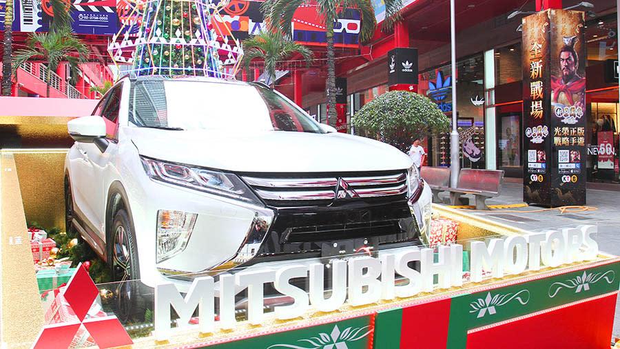 Mitsubishi Eclipse Cross 2019年式安全操控再進化