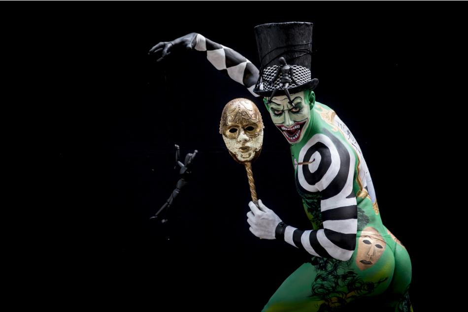 World Bodypainting Festival 2015