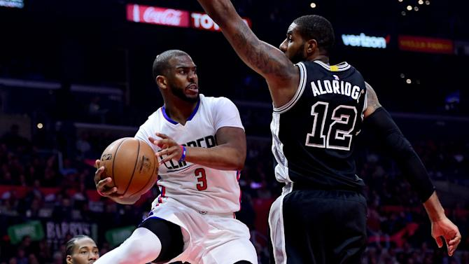 Paul frustrated on Clippers return