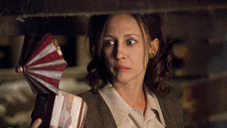 'The Conjuring' Behind-the-Scenes Blu-ray Clip