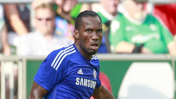 Premier League - Drogba may miss Burnley opener