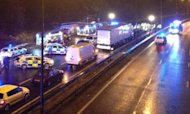 BMW Crash: Man Bailed Over Motorway Deaths