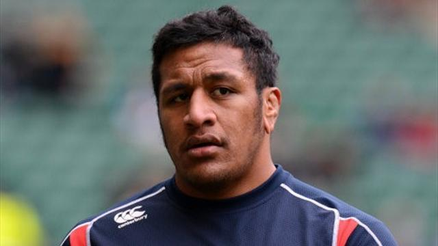Six Nations - Vunipola named in England team to face Italy