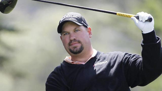 Golf - Perfect timing for de Jonge to make Cup debut