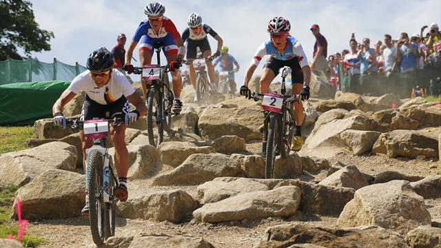 Cycling - Last taking it easy but Olympic ambitions still burn bright