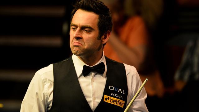 Snooker - O'Sullivan dealt first defeat of year