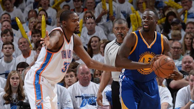 Kevin Durant didn't expect NBA to suspend Draymond Green