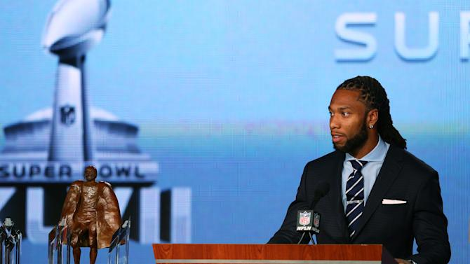 2012 Walter Payton NFL Man of the Year Award Press Conference