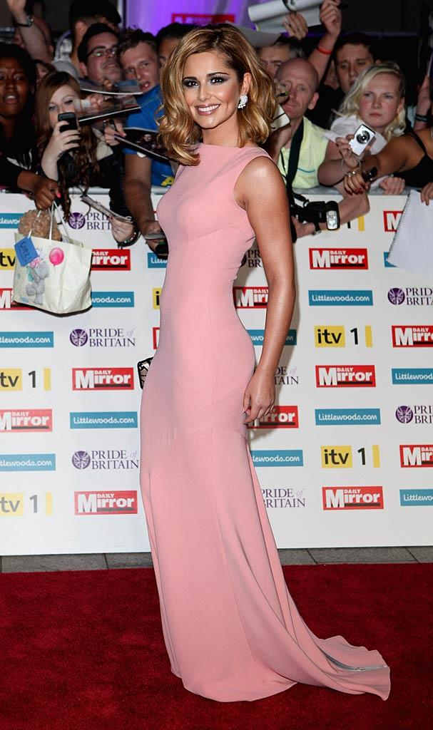 Cheryl Cole Pride Of Britain Awards