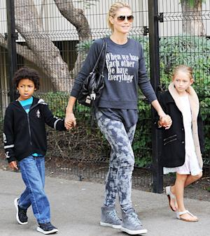 Heidi Klum: How I'm Celebrating First Holidays After Split From Seal