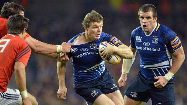 Heineken Cup: Leinster beat Scarlets to top group