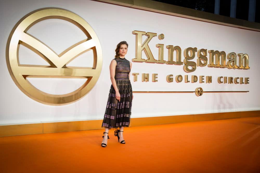 <p>身為主角伊格西的同期特務,女星蘇菲庫克森將在片中再次登場。 </p>