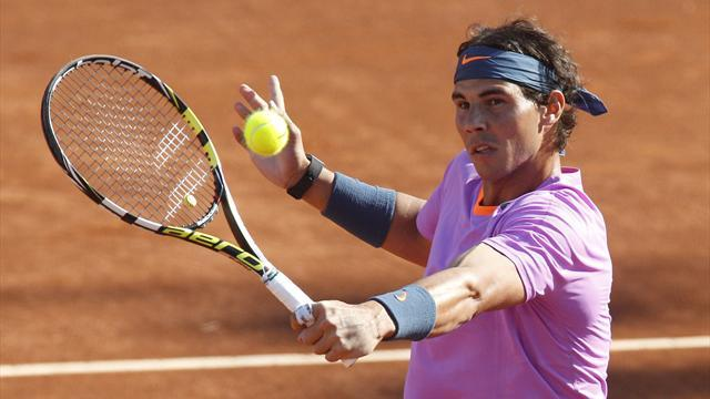 Tennis - Nadal pulls out of Brazil doubles