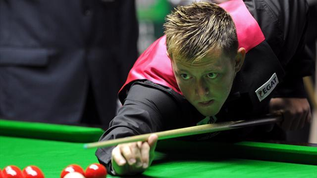 Snooker - Allen wins second straight European title