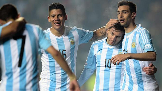 Copa América - Not quite war, but not far off: Argentina's huge stages in Copa America final