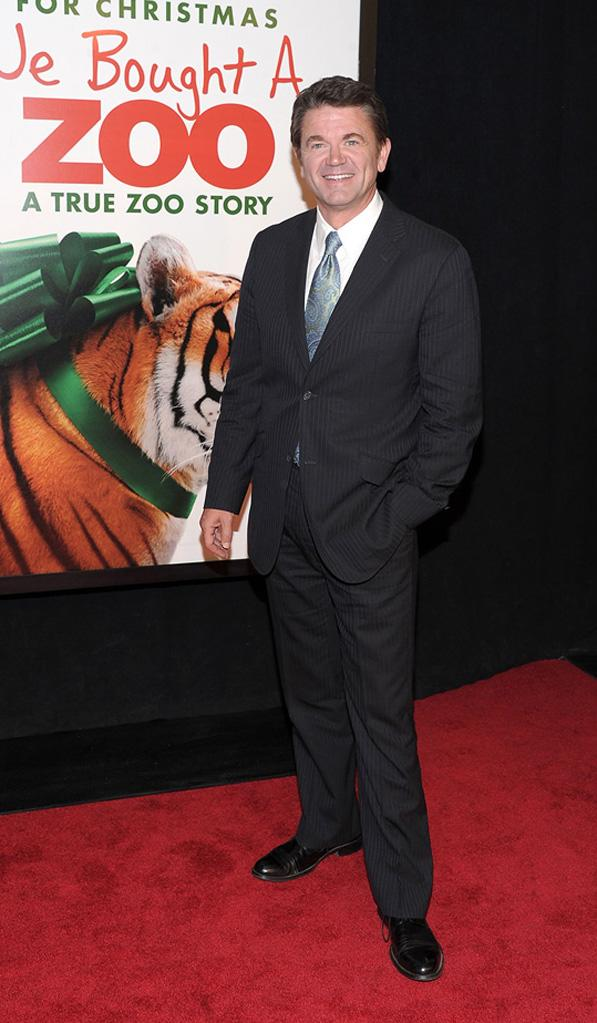 We Bought a zoo 2011 NY Premiere John Michael Higgins