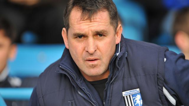 Football - Allen still proud of Gills