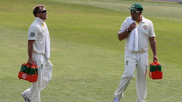 Ashes - Clarke: Warner could be selected