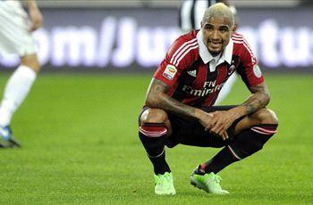 Juventus fined £25,644 following Boateng incident