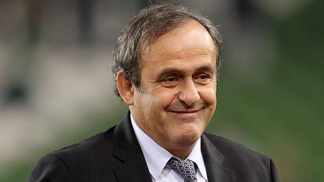 Football - Goal-line technology has opened Pandora's box - Platini