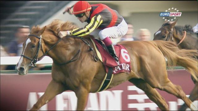 Horse Racing Time: Behind the Prix de l'Arc