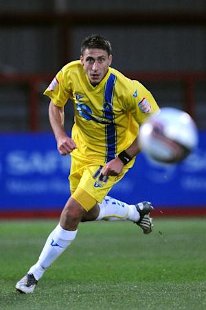 Chris McPhee ends second spell with Torquay