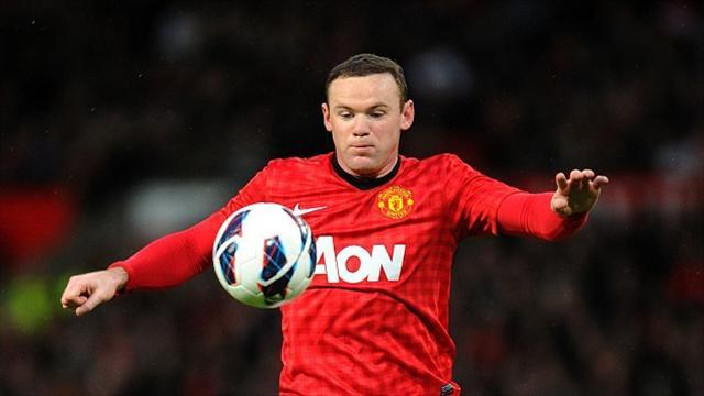 Premier League - Vidic tells Rooney 'no point' leaving United