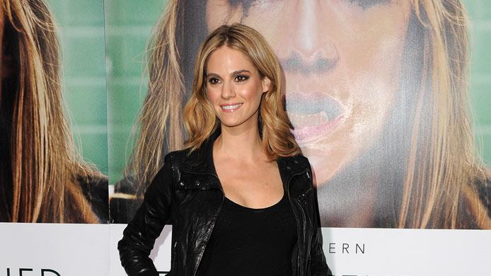 "Kelly Kruger arrives at the premiere of HBO's ""Enlightened&quot at Paramount Theater on October 6, 2011 in Hollywood, California."