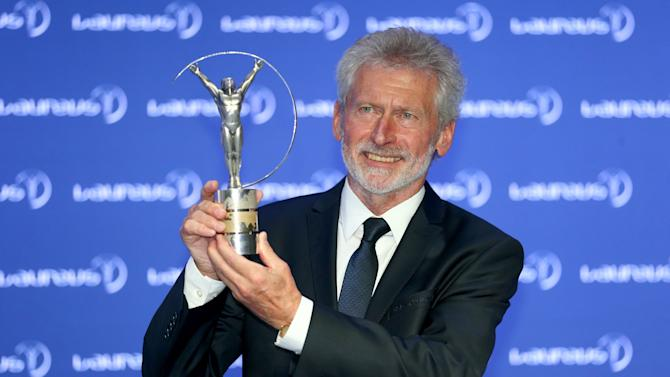 Winners Press Conference and Photocall - 2014 Laureus World Sports Awards