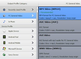WinX HD Video Converter Deluxe Review: Multi functional HD Video Converter   image general video